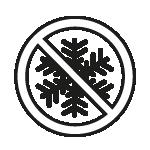Pełny No Frost(TM)   Technologia eliminuje tworzenie się szronu i lodu wewnątrz lodówki, dzięki czemu żywność pozostaje dłużej świeża i zachowuje więcej wartości odżywczych.