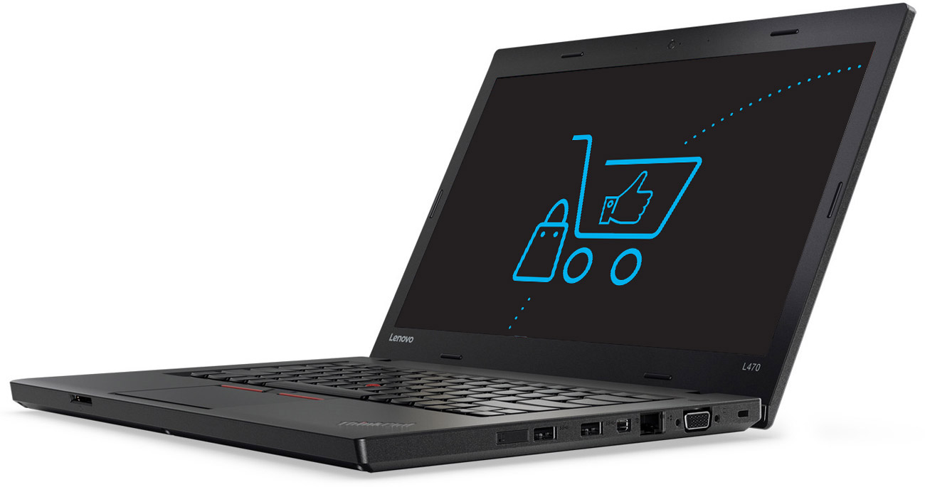 Karta graficzna Intel HD Graphics w Lenovo ThinkPad L470