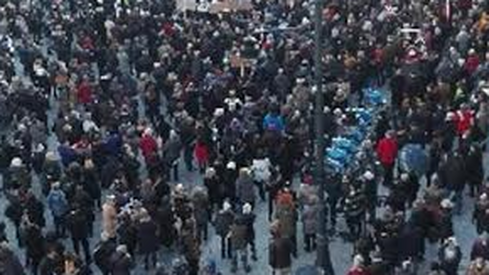 Strajk Kobiet w Łodzi Fot. Materiały prasowe