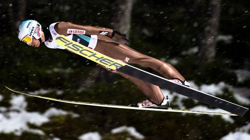 Kamil Stoch (fot. AFP)