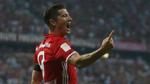 Robert Lewandowski (fot. Reuters)