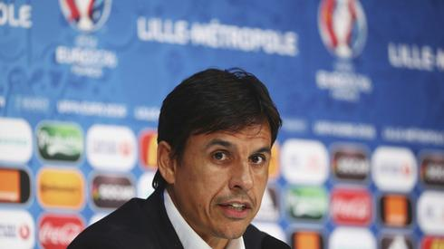Chris Coleman (fot. Reuters)