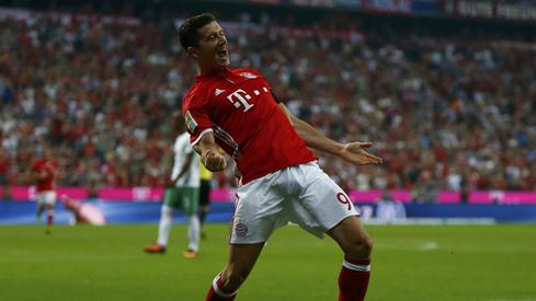 Robert Lewandowski (fot. AFP)