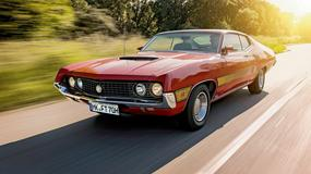 Heavy metal - Ford Torino GT 429