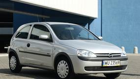 Używany Opel Corsa C 1.2 - Zalety przeważają