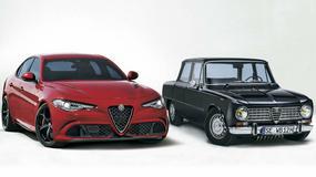 Alfa Romeo Giulia - dobrze że wróciłaś