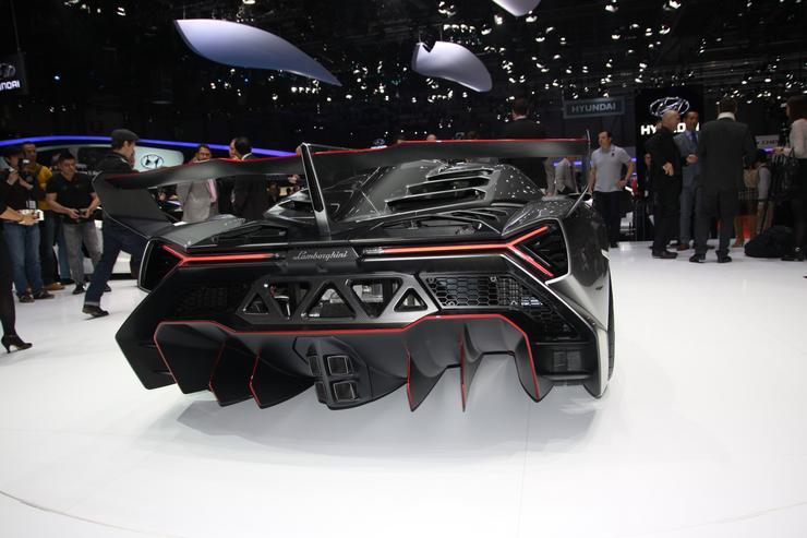 Lamborghini Veneno Genewa 2013 Moto