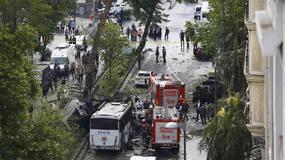 OLUPINE, SRČA I KRV Stravični prizori iz centra Istanbula