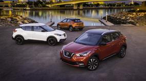 Nissan Kicks, czyli nowy globalny crossover