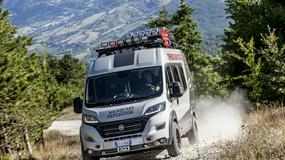 Fiat Ducato Expedition - kamper na bezdroża