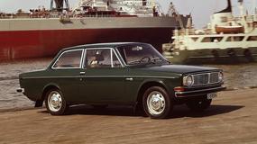 Volvo 140 - pierwszy milion ze Szwecji