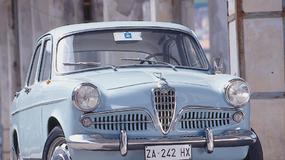Alfa Romeo Giulietta - Piękna włoska narzeczona