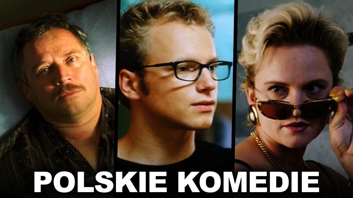 Polskie komedie