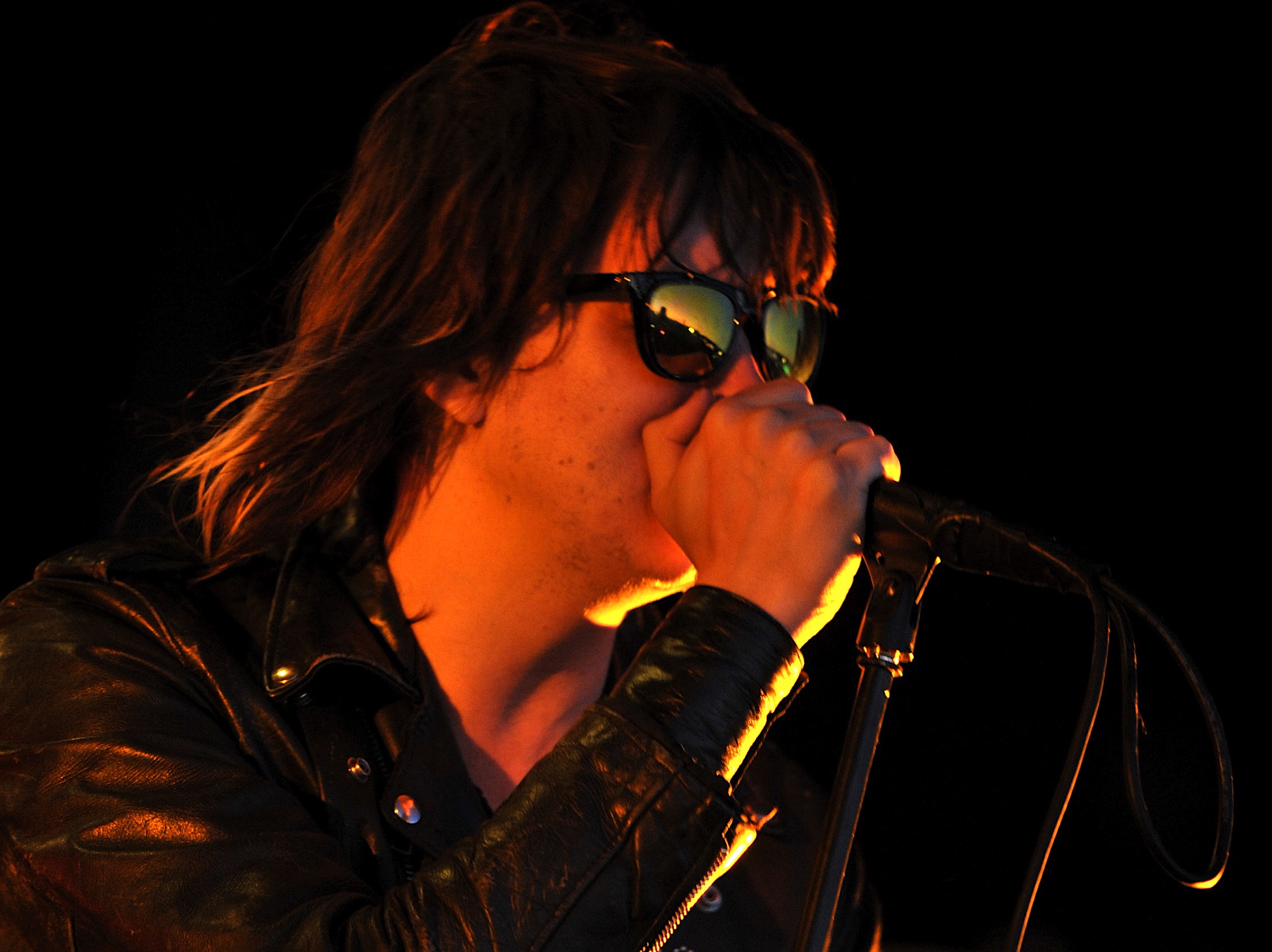 Julian Casablancas, wokalista The Strokes