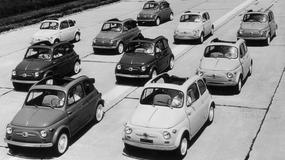 Ten samochód zmotoryzował Włochy. W tym roku obchodzi 60. urodziny