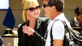 Zakochani Antonio Banderas i Melanie Griffith