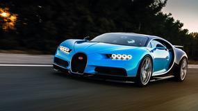 Genewa 2016: Bugatti Chiron gotowy do nowych rekordów