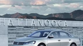 Volkswagen Passat dla jankesów. Wyłącznie dla nich