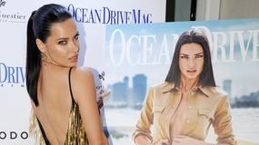 """35-letnia Adriana Lima na okładce magazynu """"Ocean Drive"""". Wciąz wygląda jak nastolatka!"""