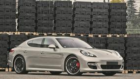 Porsche Panamera - Dodatkowe 50 KM dzięki modyfikacji komputera