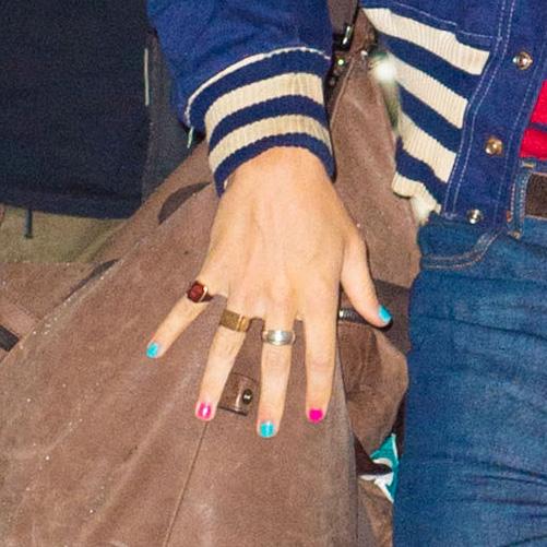 Hari Stajls obožava nalakirane nokte