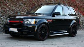 Range Rover Sport Kahn Stage2