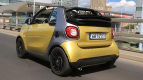 Smart Cabrio – bardzo droga zabaweczka | TEST