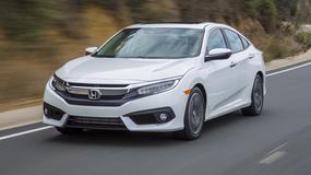 Honda Civic 4d – spróbuje zastąpić Accorda (ceny)