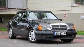 Mercedes 500E: gwiazda wśród gwiazd