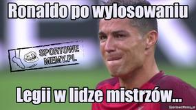 Wiemy z kim zagra Legia Warszawa w LM - memy po losowaniu