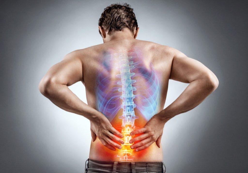 fájdalom a csípőtől a térdig