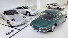 Najciekawsze prototypy Porsche