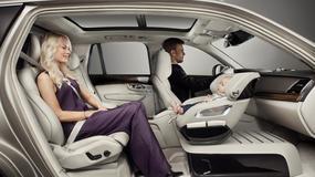 Nowatorski fotelik dla dzieci - unikalna opcja dla Volvo XC90