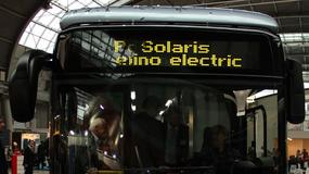Solaris Urbino Electric - premiera