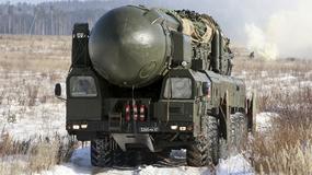 Wyrzutnie rakiet Topol-M odbyły ćwiczenia bojowe na Syberii
