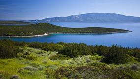 Lošinj - jedna z najbardziej zielonych wysp Chorwacji