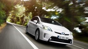 Toyota Prius 2012: retusz naczelnej hybrydy