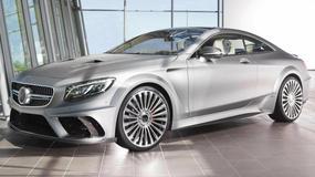 Mercedes S63 AMG ma za mało mocy? Na pewno nie ten