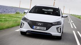 Hyundai Ioniq Hybrid dużo tańszy od Toyoty Prius