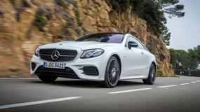 Mercedes E Coupe - piękna perfekcja | TEST