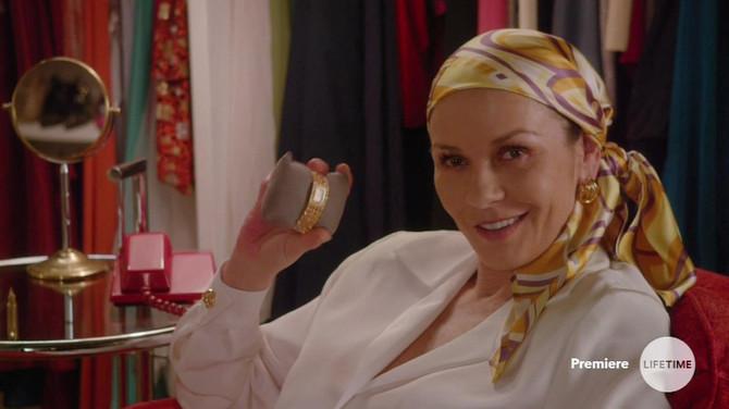 U filmu o životu ove kontroverzne žene glavnu ulogu igraće Ketrin Zita Džons