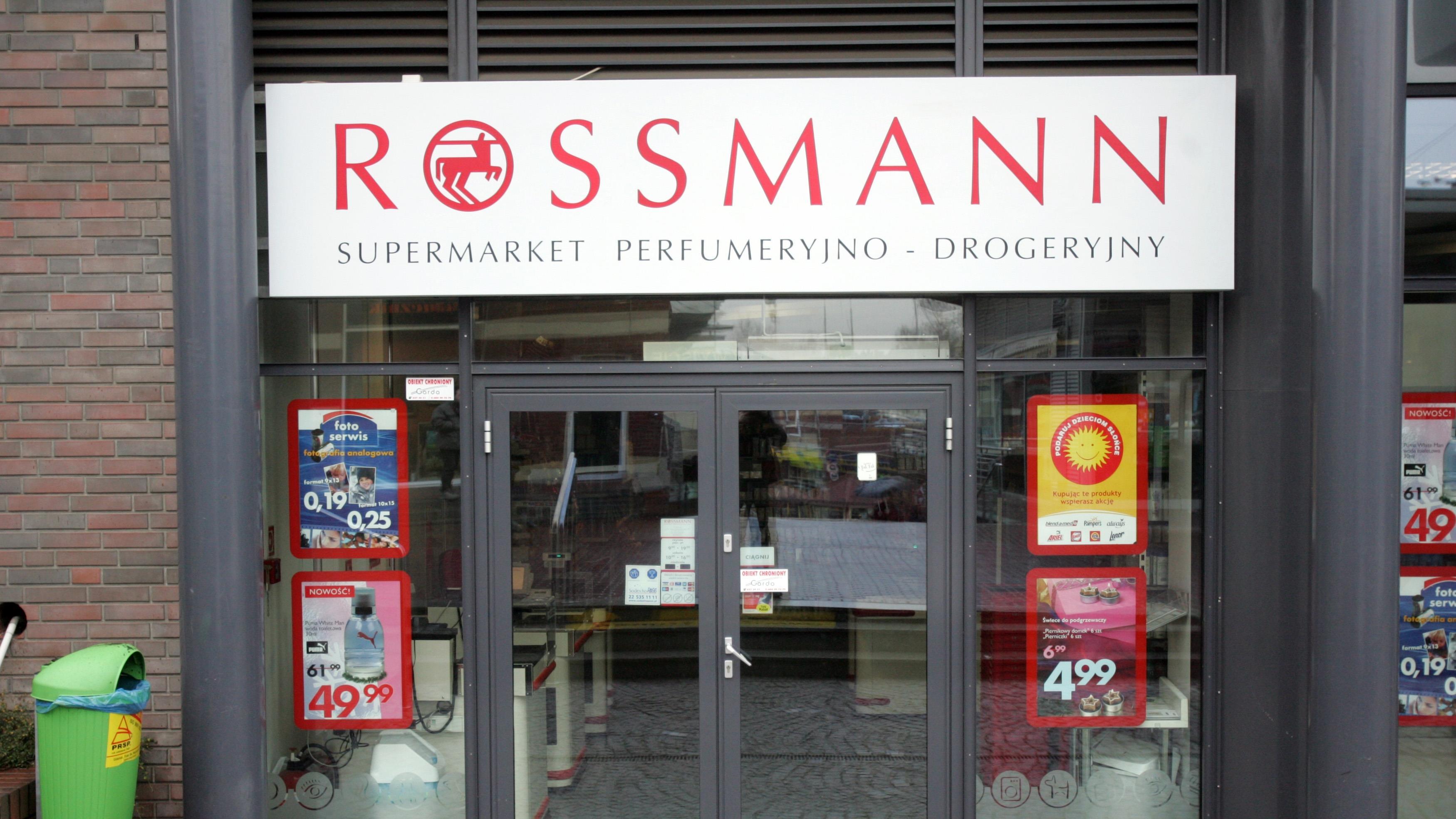 Black Friday 2017 Rossmann Na Czarny Piatek 2017 Perfumy Za 1 Grosz