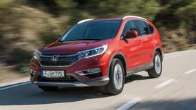 Honda CR-V - teraz z mocniejszym dieslem