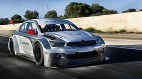 Loeb już jeździ Citroënem C-Elysée