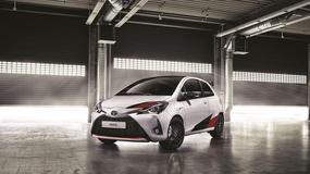 Toyota Yaris GRMN do kupienia przez internet