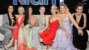 """Piękne aktorki na premierze filmu """"Ostra noc"""". Która prezentuje się najlepiej?"""