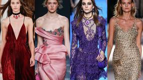Takie sukienki nosimy w karnawale! Trendy ze światowych wybiegów mody