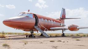 Prywatny samolot Elvisa Presleya wystawiony na sprzedaż