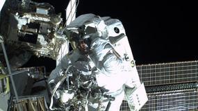 Kosmiczna skrzynia z narzędziami, prosto z ISS