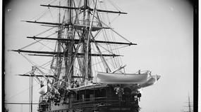 Fenomenalne zdjęcia rosyjskiej marynarki wojennej z XIX wieku